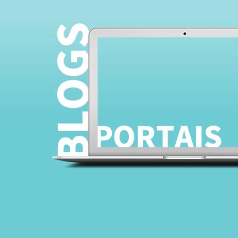 Criação de Blogs e PORTAIS